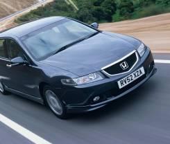Губа. Honda Accord, CL7, CL9, CL8