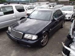 Mercedes-Benz C-Class. W202, M111