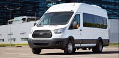 Ford Transit 222709. Продам микроавтобус Ford Transit, 2 200 куб. см., 25 мест