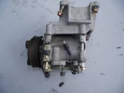 Компрессор кондиционера. Mitsubishi Lancer Evolution, CT9A Двигатель 4G63T