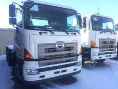 Hino 700. Sumotori-Хабаровск HINO 700 тягач седельный, 12 913 куб. см., 50 000 кг.