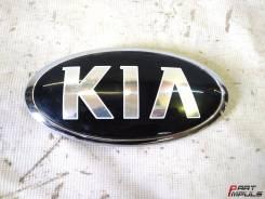 Эмблема багажника. Kia Sportage, SL