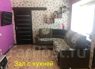 2-комнатная, улица Тухачевского 56. БАМ, частное лицо, 48 кв.м.