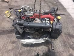Двигатель в сборе. Subaru Impreza WRX STI, GRF, GRB Subaru Impreza, GH, GRF, GH8, GRB, GVF, GH7, GH6, GVB, GH3, GH2 Двигатели: EJ25, EJ207, EJ257, EJ2...