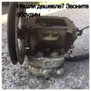 Компрессор кондиционера. ЗИЛ 130