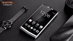 Oukitel k10000 Pro - 3+32GB, 10000mAh, сканер отпечатка - Гарантия. Новый