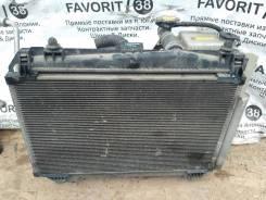 Радиатор кондиционера. Toyota Ractis, SCP100