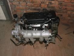 Двигатель в сборе. Nissan Almera, N16, N16E