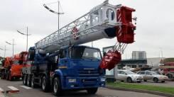 Камаз. КРАН Автомобильный КС-75721-1 H&H (Хюдак И Хиршманн, Германия) , 70 000 кг., 42 м. Под заказ