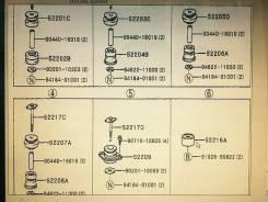 Подушка кузова. Toyota Hilux Surf, RZN185, VZN185, KZN185, RZN180, KDN185, VZN180 Toyota 4Runner, RZN180, KZN185, VZN180, VZN185, RZN185 Toyota Land C...