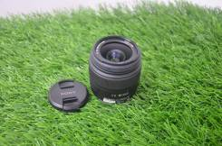 Объектив Sony DT 18-55mm F3.5-5.6 SAM II в Зеленом. Для Sony / Minolta, диаметр фильтра 55 мм