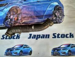 Патрубок воздухозаборника. Honda Torneo, CF4 Двигатель F20B