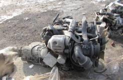 Двигатель в сборе. Toyota Chaser, LX90, LX100 Двигатель 2LTE