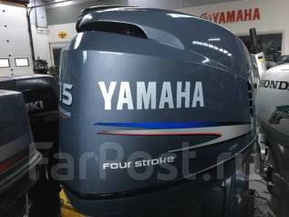 Yamaha. 115,00л.с., 4х тактный, бензин, нога X (635 мм), Год: 2014 год