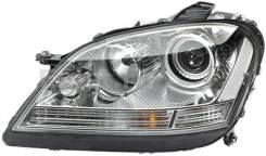 Фара. Mercedes-Benz ML-Class, W164