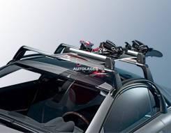 Багажник на крышу Mersedes оригинальный с крепл. для лыж .