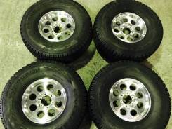 Mickey Thompson. 8.0x16, 6x139.70, ET5