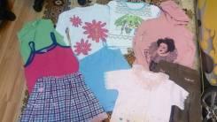 Одежда для девочки 8-10 лет. Рост: 128-134, 134-140 см