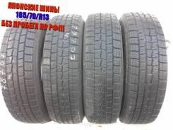 Dunlop Winter Maxx WM01. Зимние, 2012 год, износ: 10%, 4 шт