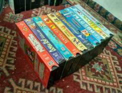 Мультфильмы на VHS (10шт)