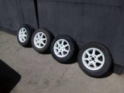 Комплект колес R13 4*98 175/70/13. 5.5x13 4x98.00 ET35