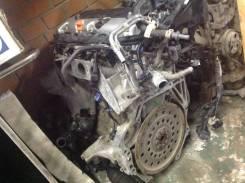 Двигатель в сборе. Honda Accord, CU2
