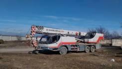 Услуги автокрана 32 тонны, стрела 40,5 метра