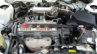 Toyota Corolla. механика, передний, 1.5 (88 л.с.), бензин, 287 000 тыс. км