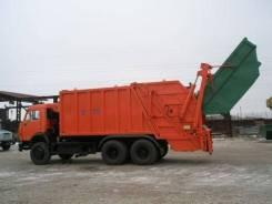 Камаз 65115. МК-4442-08 на шасси Мусоровоз c порталом