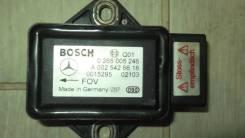 Датчик ускорения. Mercedes-Benz E-Class, W211