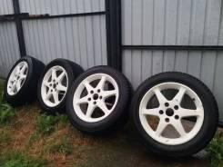 Комплект зимних шин Dunlop 205/55/16