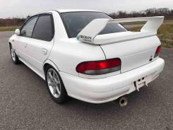 Спойлер. Subaru Impreza WRX, GC8, GC8LD3