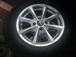 Bridgestone Blizzak Revo GZ 185/70 R14, 4х100. 6.0x14 4x100.00 ET-35 ЦО 67,0мм.