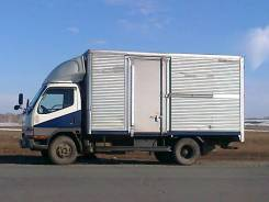 Mitsubishi Canter. MMC Canter, 42 куб. см., 3 000 кг.