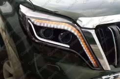 Фара. Toyota Land Cruiser Prado, GRJ150W, GRJ151W, TRJ150W
