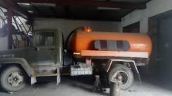 ГАЗ 3307. Продается ассенизаторная машина КО-503, 4 250 куб. см.