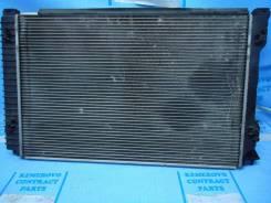 Радиатор охлаждения двигателя. Audi A6, 4F2/C6, 4F5/C6