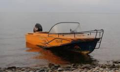 Амур-Д. Год: 1988 год, длина 5,50м., двигатель подвесной