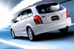 Порог кузовной. Mazda Familia S-Wagon, BJFW, BJ5W, BJ8W Mazda Familia, BJFW, BJ5W, BJ8W