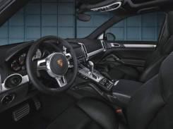 Заглушка панели салона. Porsche Cayenne. Под заказ