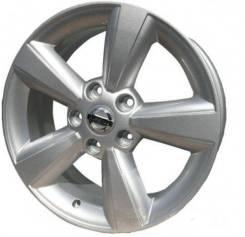 NS Wheels. 7.0x17, 5x114.30, ET40, ЦО 66,1мм.