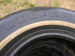 Cooper VanMaster M+S. Зимние, шипованные, износ: 50%, 4 шт