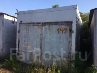 Гаражи металлические. п. Гайтер-1, р-н Комсомольский район, 18 кв.м.