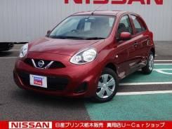 Nissan March. автомат, передний, 1.2, бензин, 755 тыс. км, б/п. Под заказ