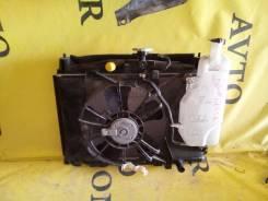 Радиатор охлаждения двигателя. Mazda Demio, DEJFS Двигатель P3VPS
