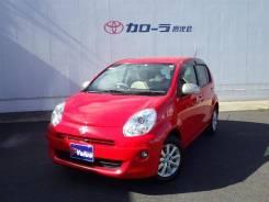 Toyota Passo. автомат, передний, 1.3, бензин, 11 000 тыс. км, б/п. Под заказ