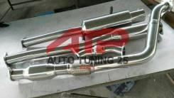 Выхлопная система. Subaru Forester, SF5, SG, SG5, SG9, SG9L Subaru Legacy, BG2, BG3, BG4, BG5, BG7, BG9, BGA, BGB, BGC Subaru Impreza WRX STI, GC8, GD...