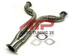 Даун-пайп. Infiniti G35 Nissan Skyline, V35 Nissan 350Z, Z33 Двигатель VQ35DE