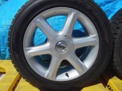 Nissan. 7.5x17, 5x114.30, ET40, ЦО 66,1мм.