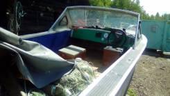 Казанка-2М. Год: 1997 год, длина 4,50м., двигатель подвесной, 70,00л.с., бензин
